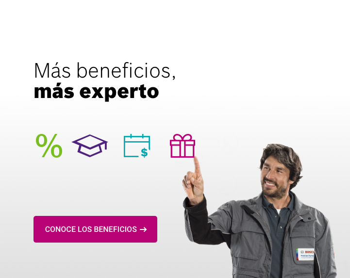 Beneficios exclusivos